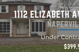 1112 Elizabeth Ave , Naperville, IL 60540