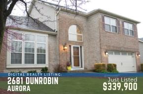 2681 Dunrobin Cir , Aurora, IL 60503