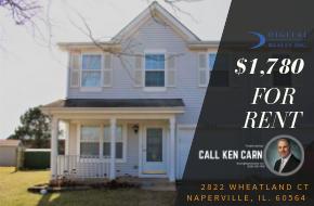 2822 Wheatland Ct , Naperville, IL 60564