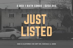5650 N California Ave Unit 2S, Chicago, IL 60659