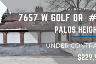 7657 W Golf Dr Unit 1B, Palos Heights, IL 60463